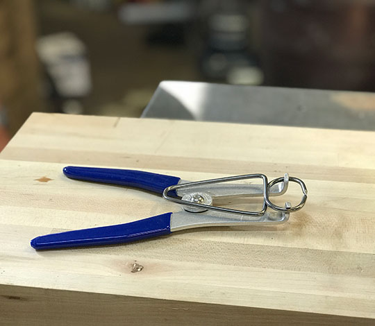 Collins Tool Miter Spring Clamp Pliers